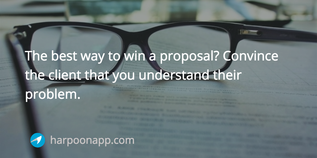 how to write a proposal to management