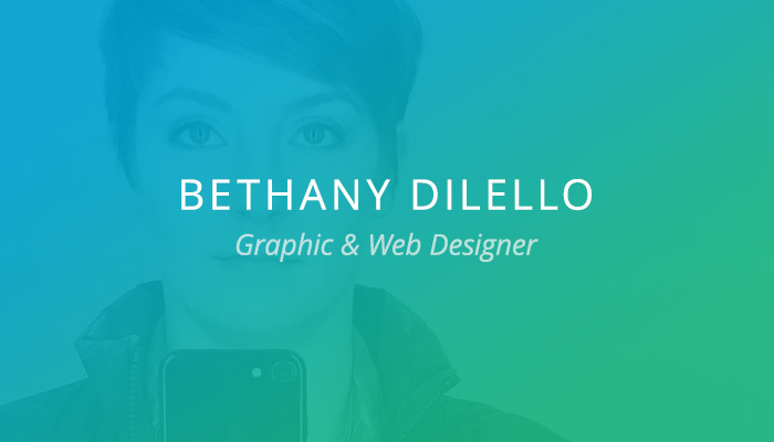 Customer Spotlight: Bethany DiLello