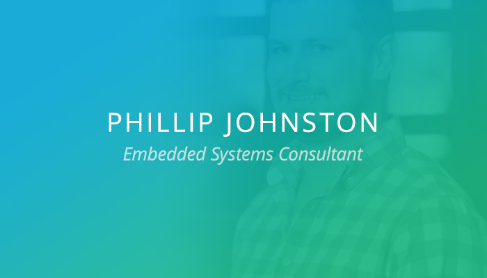 Customer Spotlight: Phillip Johnston