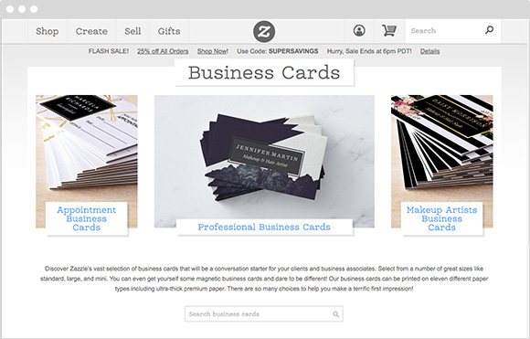 13 sites that print business cards for freelancers the main appeal of zazzle is that they offer a plethora of premade business card templates so you can pick one that stays true to your personal brand reheart Choice Image